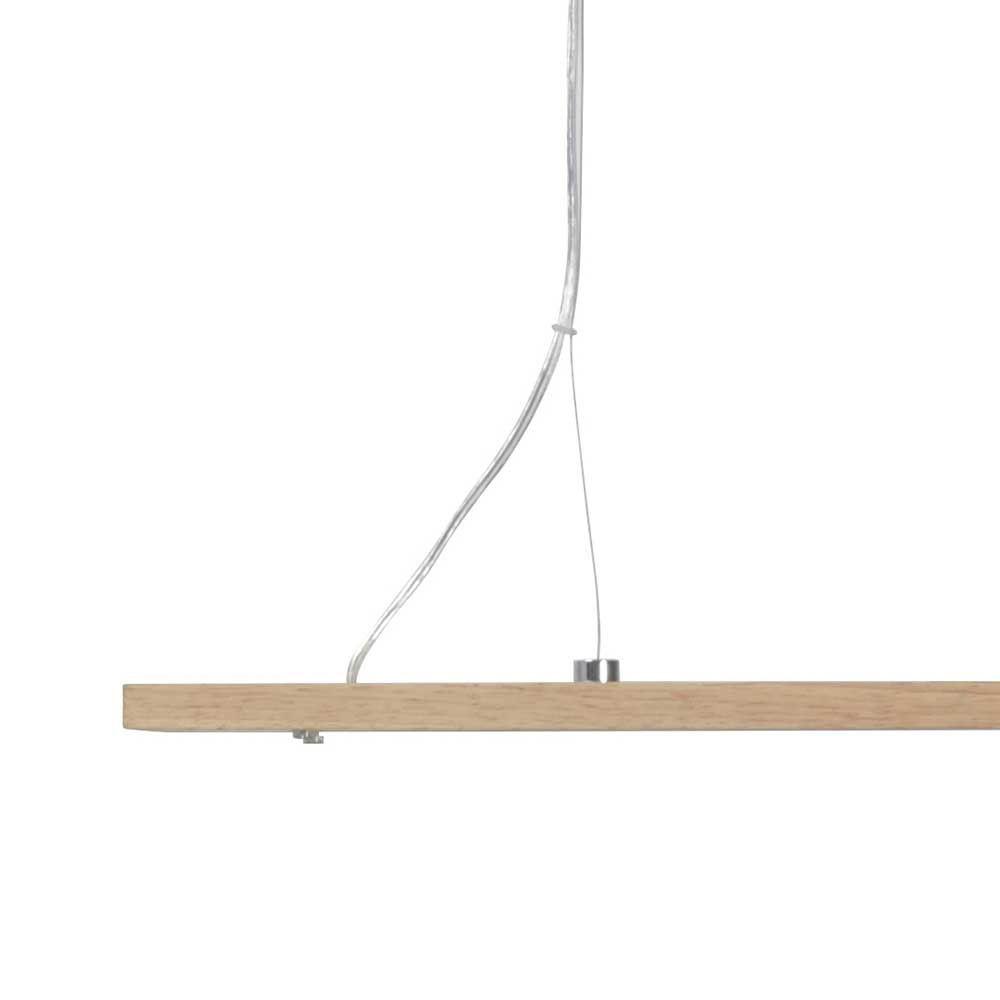 Luminaire led 1 m tre de long for Suspension exterieur led