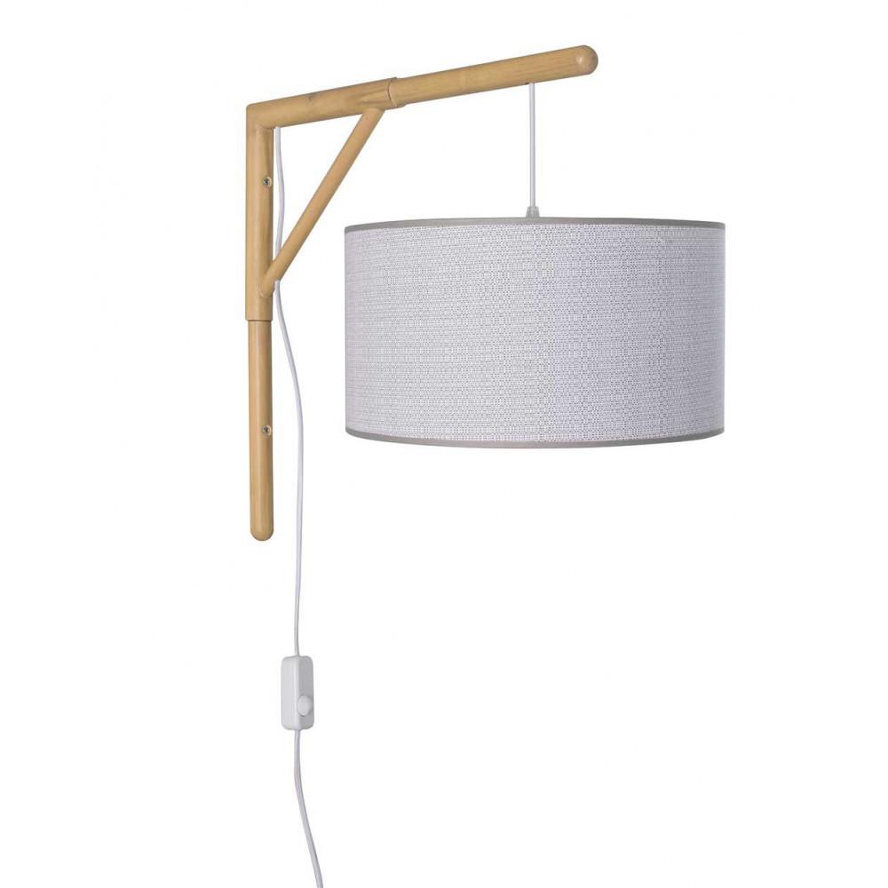 applique murale scandinave grise. Black Bedroom Furniture Sets. Home Design Ideas