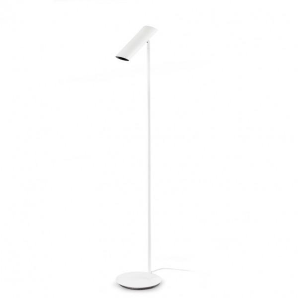 Lampadaire design blanc Faro