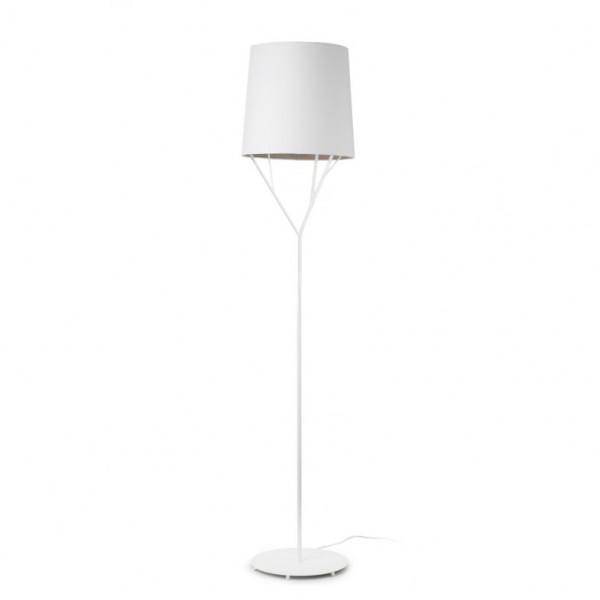 lampadaire design abat jour blanc luminaire design blanc. Black Bedroom Furniture Sets. Home Design Ideas