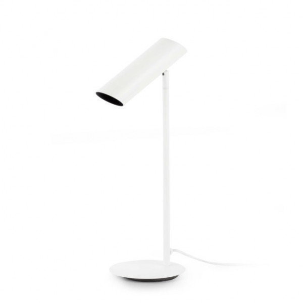 Lampe design blanche Faro