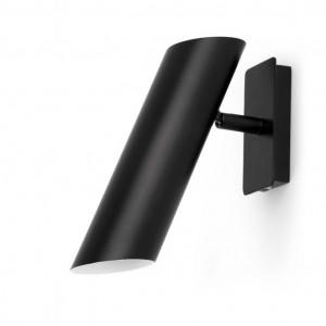 Applique design noire Faro
