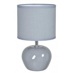 Lampe grise céramique