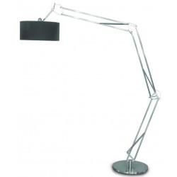 Lampadaire gris géant salon
