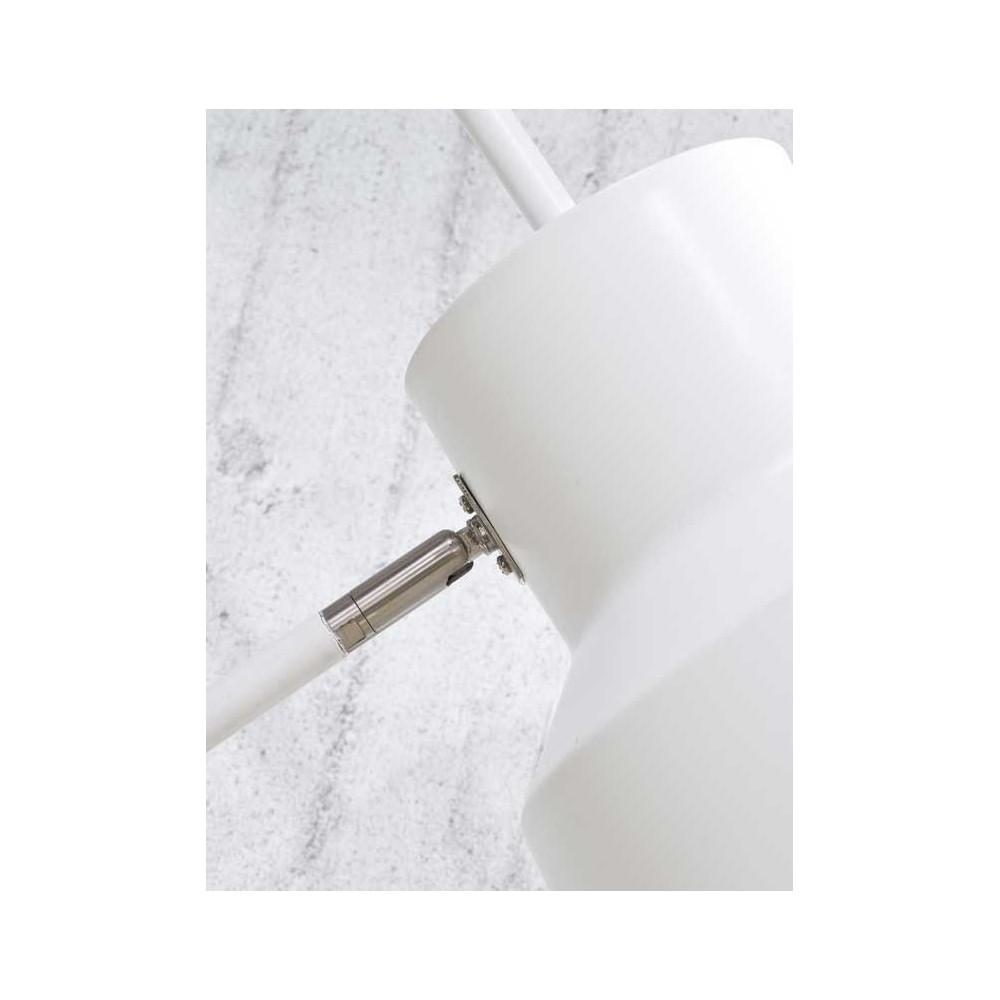 applique blanche design r glable. Black Bedroom Furniture Sets. Home Design Ideas