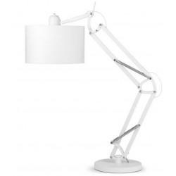 Lampe bureau blanche