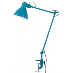 Lampe bureau bleue