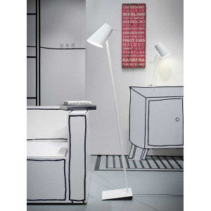 luminaire de bureau m tal blanc. Black Bedroom Furniture Sets. Home Design Ideas
