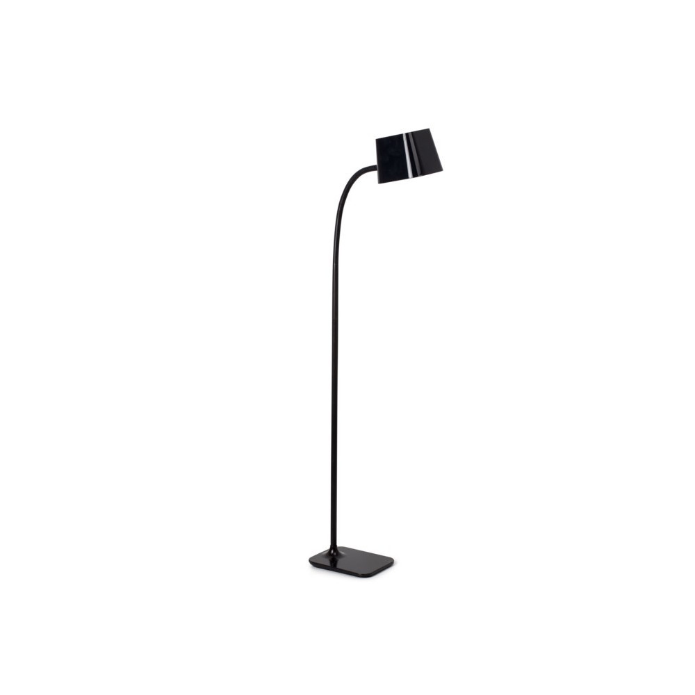 lampe lampadaire design noir luminaire design sur lampe On lampadaire contemporain design
