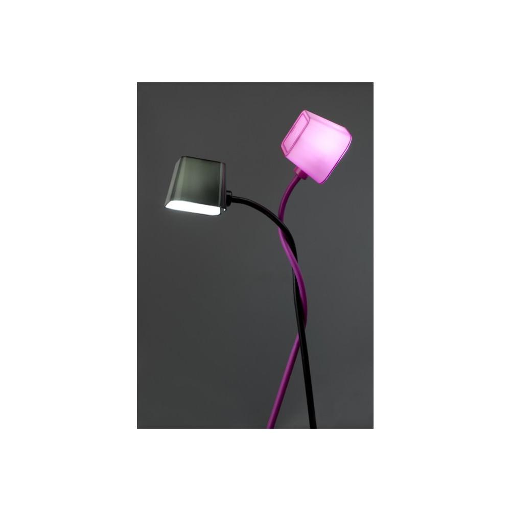 lampe lampadaire design noir luminaire design sur lampe. Black Bedroom Furniture Sets. Home Design Ideas