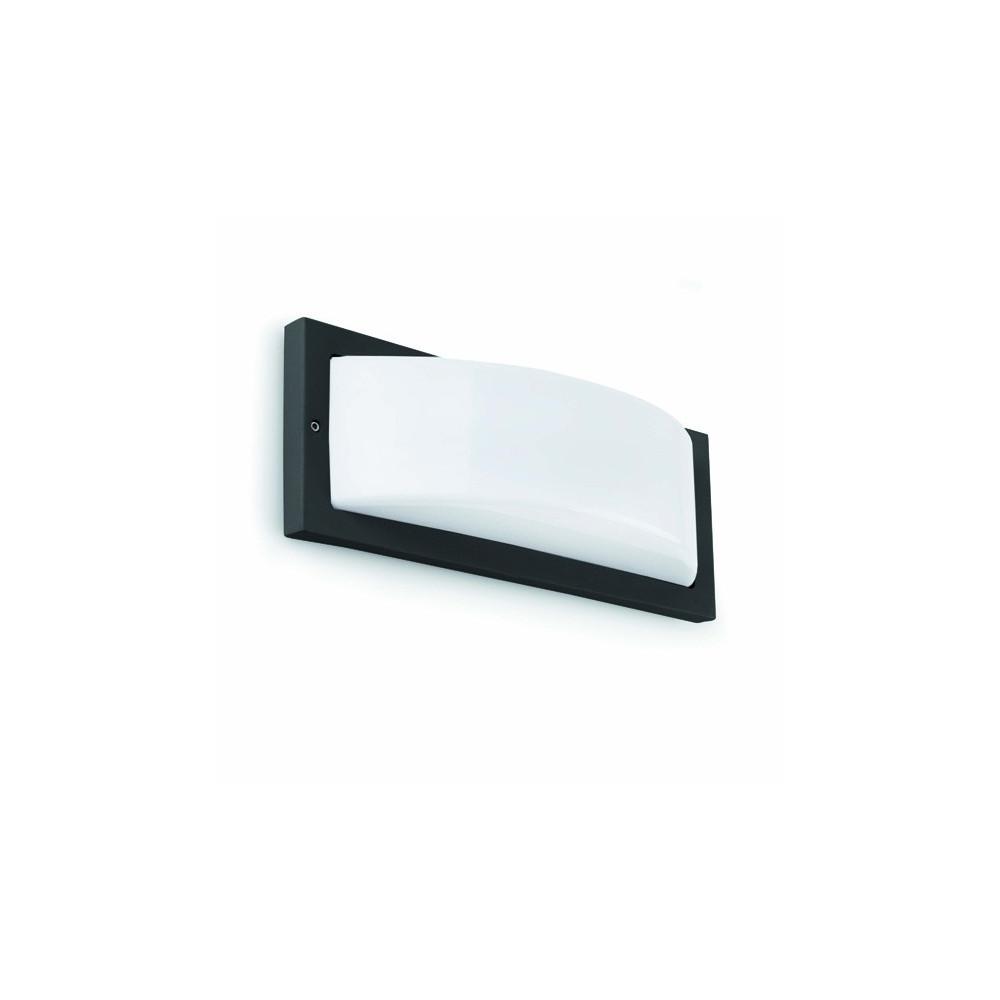 Applique grise pour l 39 clairage ext rieur de votre maison for Eclairage applique exterieur