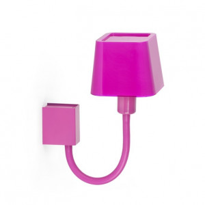 Applique flexible rose fuchsia Faro