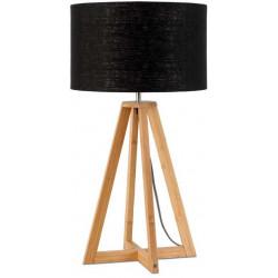 Lampe scandinave noire