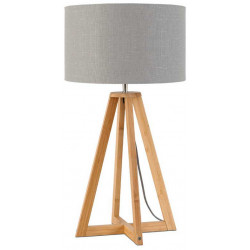 Lampe scandinave grise