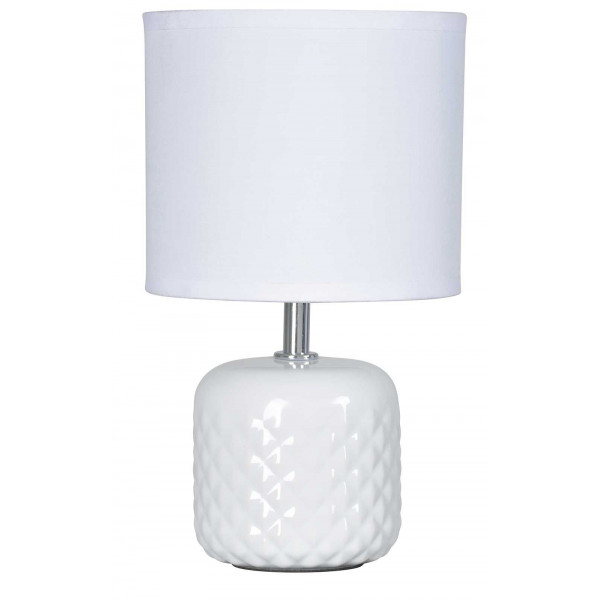 lampe blanche pied ceramique 5 Inspirant Lampe A Poser Ceramique Shdy7