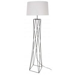 Lampadaire métal design