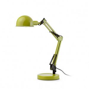 Lampe de bureau verte Faro