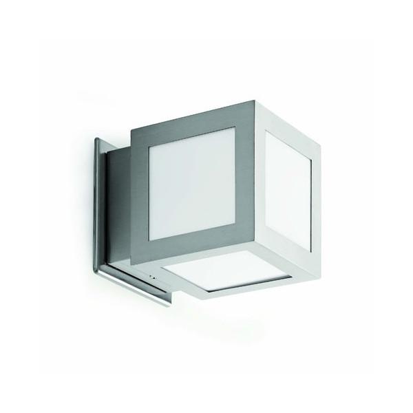 luminaire exterieur cube