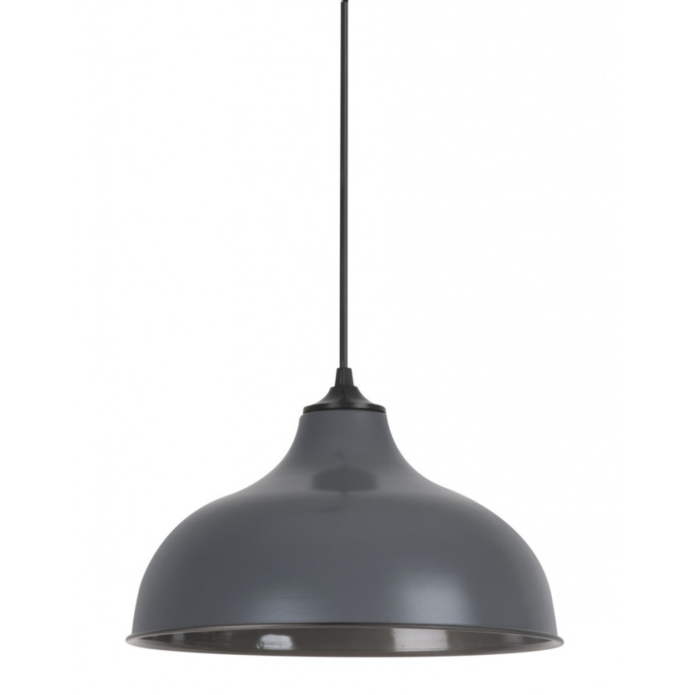 Suspension cuisine gris fonc luminaire suspension cuisine for Luminaire cuisine suspension
