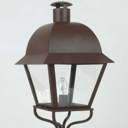 Luminaire portail lanterne