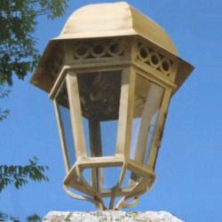 Lanterne de pilier