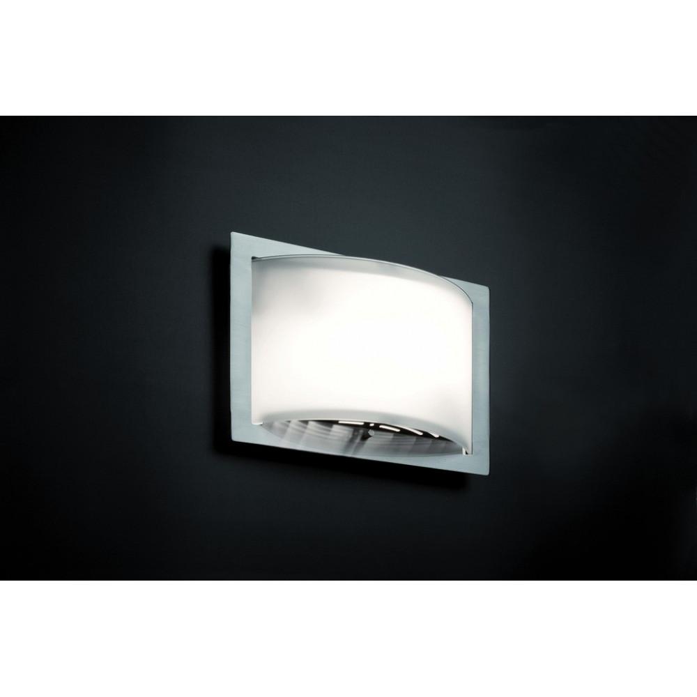 applique murale en m tal et verre luminaire faro. Black Bedroom Furniture Sets. Home Design Ideas