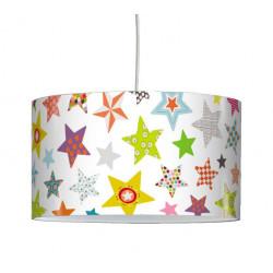lampe enfant plafond étoile