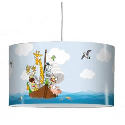 luminaire enfant arche de Noé