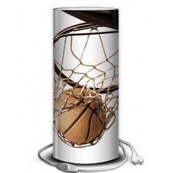 Lampe panier de basket