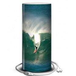 Lampe surfeur