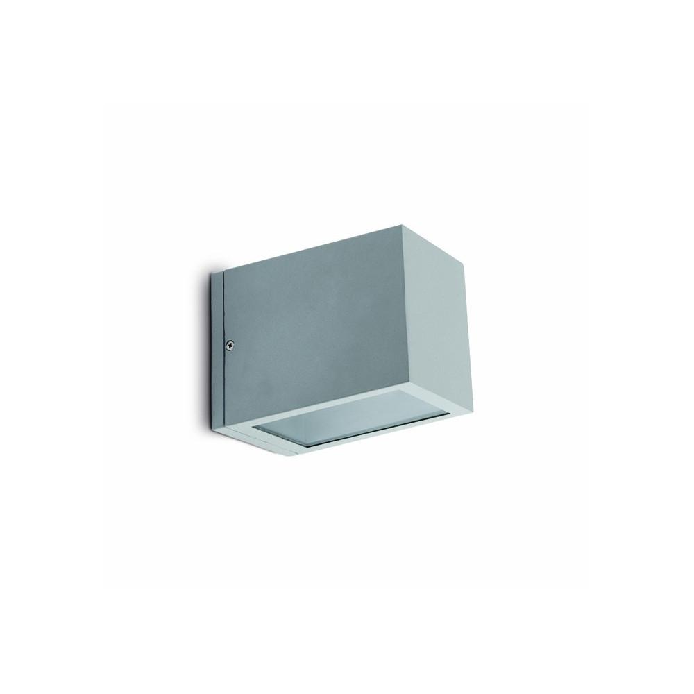 Applique exterieur cube noire luminaire faro for Luminaire exterieur couleur