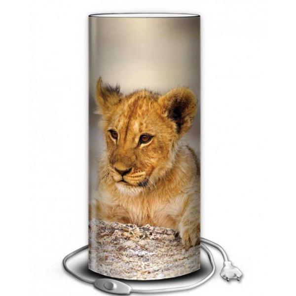Lampe lionceau