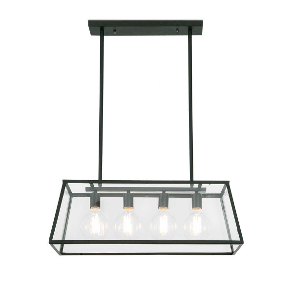 Suspension table rectangulaire