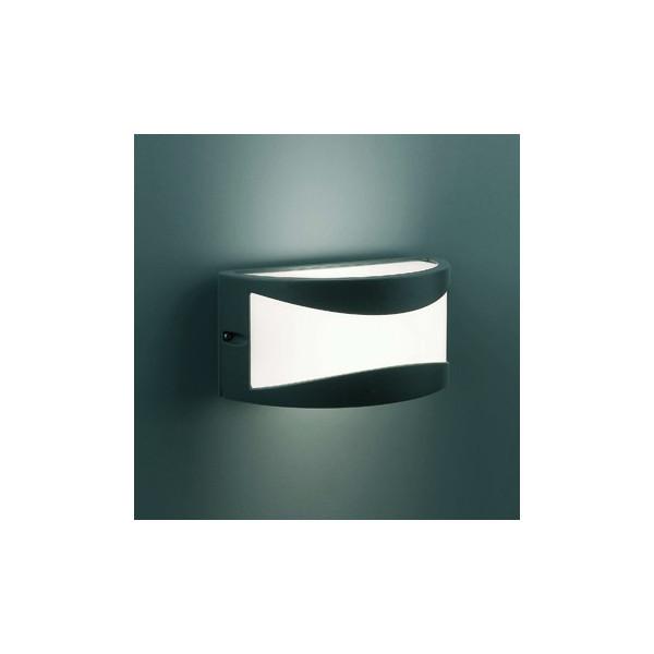 Applique ext rieur gris fonc design applique luminaire faro for Applique exterieur faro