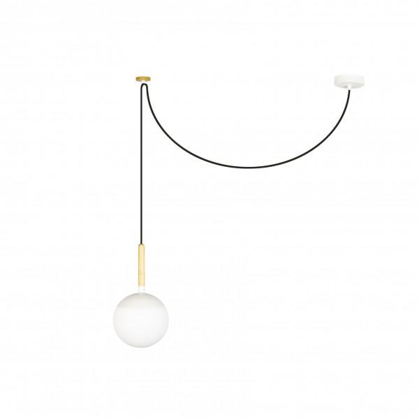crochet blanc pour d porter une suspension. Black Bedroom Furniture Sets. Home Design Ideas