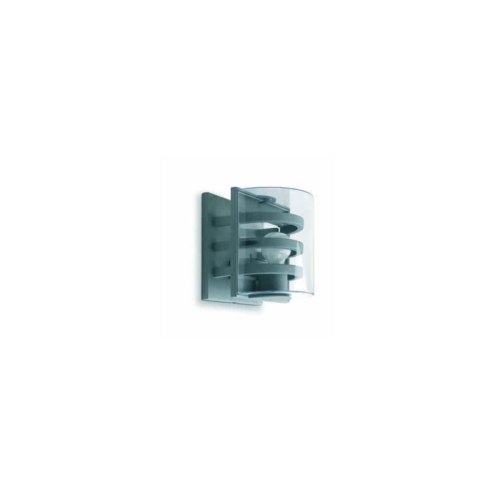 applique design d 39 ext rieur design grise fonc e faro. Black Bedroom Furniture Sets. Home Design Ideas