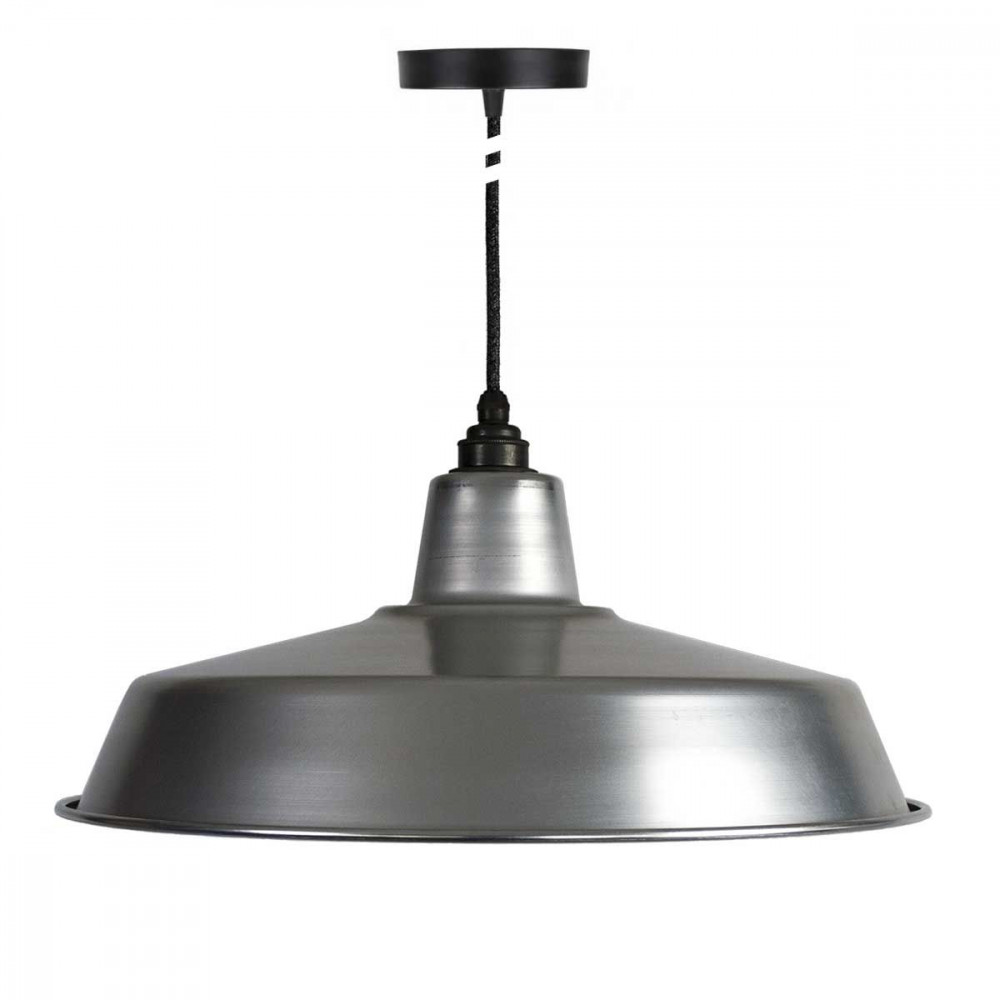 grande suspension type atelier achat luminaire industriel. Black Bedroom Furniture Sets. Home Design Ideas