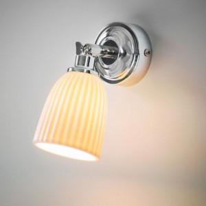 Applique salle de bain céramique