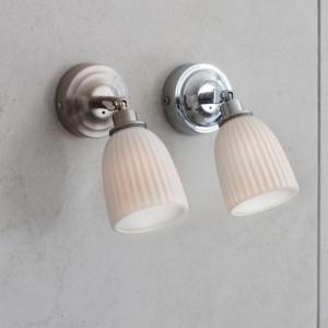 Applique salle de bain vintage