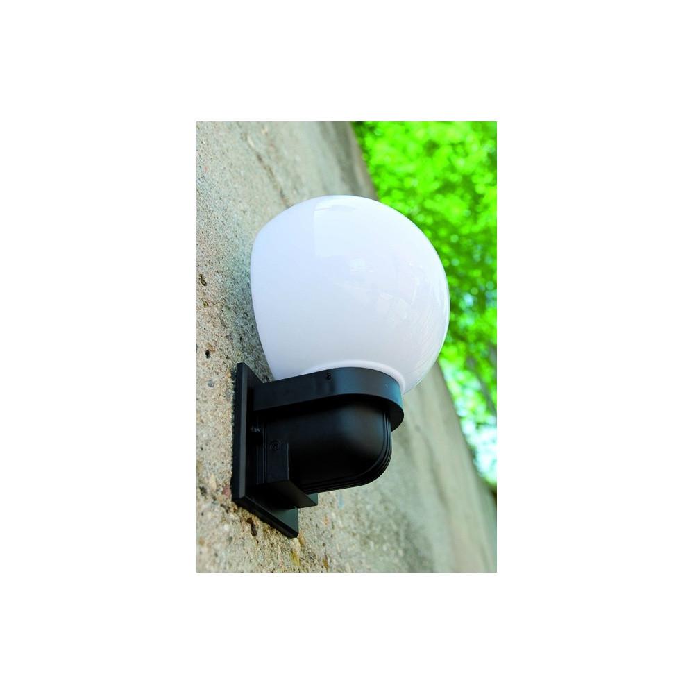 Applique exterieur noire et blanche luminaire faro - Applique exterieur blanche ...