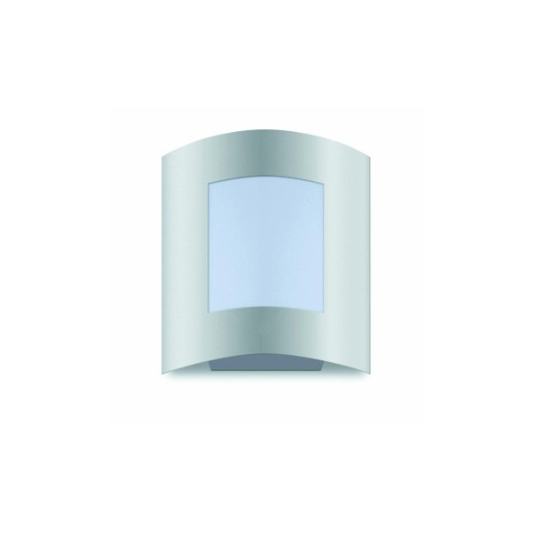 Applique murale ext rieur nickel applique luminaire faro for Lampe murale exterieur