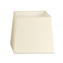 Abat-jour carr� E27 �320*300*�270 beige