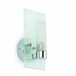 Applique salle de bain double cylindre