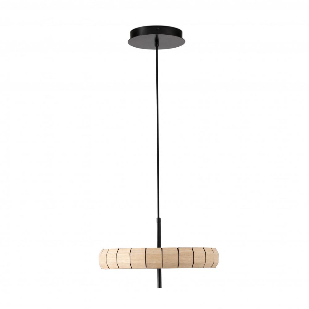 phill suspension led 24w bois 3000k dimmable. Black Bedroom Furniture Sets. Home Design Ideas