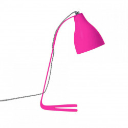 Lampe de chevet Barefoot rose fluo