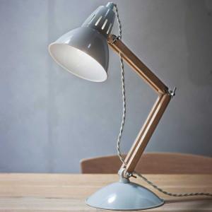 Lampe articulée industrielle