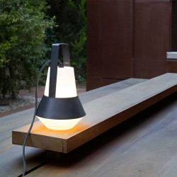 Lampe baladeuse d'extérieur à poser