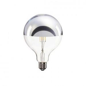 Ampoule E27 miroir LED 7W globe