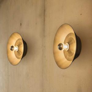 Applique ronde design moderne