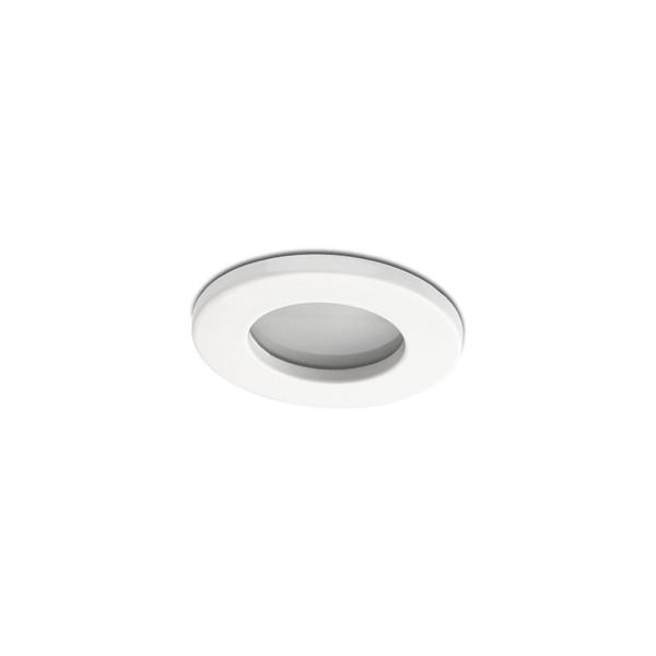 Spot encastrable blanc pour salle de bain en vente sur - Spot led encastrable salle de bain ...